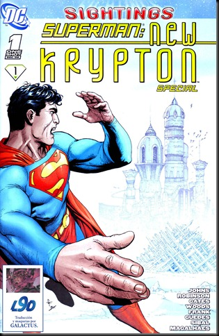 Superman - New Krypton