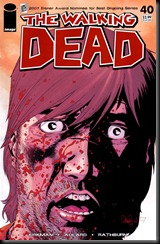 P00040 - The Walking Dead #40