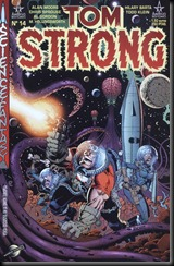 P00014 - Alan Moore - Tom Strong v1 #14