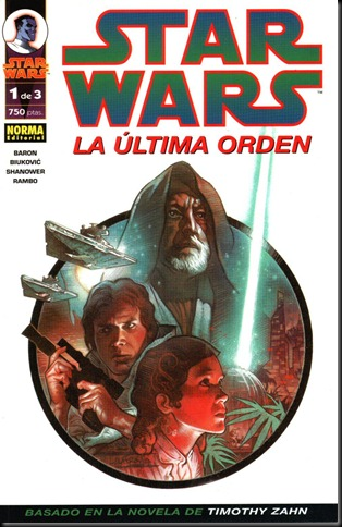 Star Wars - La Ultima Orden 1