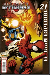P00021 - Ultimate Spiderman v2 #21