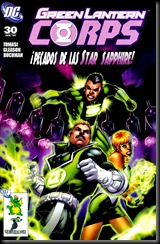 05 - Green Lantern Corps #30