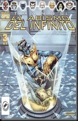 P00024 - Sagas cosmicas de Thanos - 24 El Abismo del Infinito howtoarsenio.blogspot.com #3