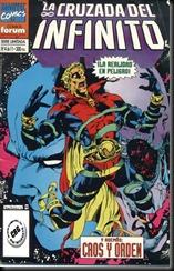 P00014 - Sagas cosmicas de Thanos - 14 La Cruzada Del Infinito howtoarsenio.blogspot.com #4
