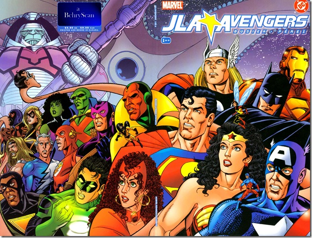 JLA_Avengers_1