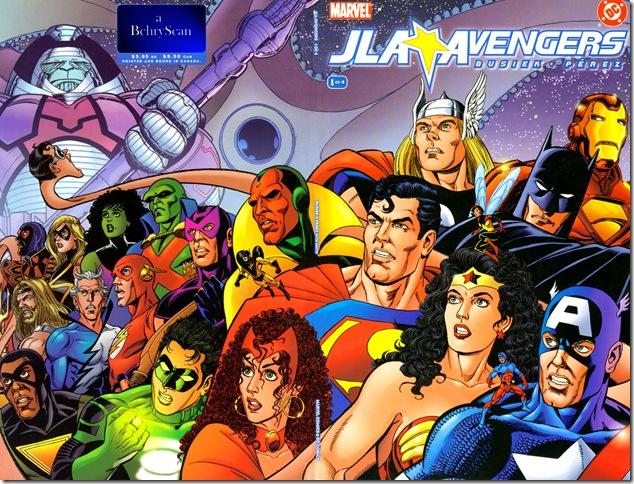 JLA_Avengers_1