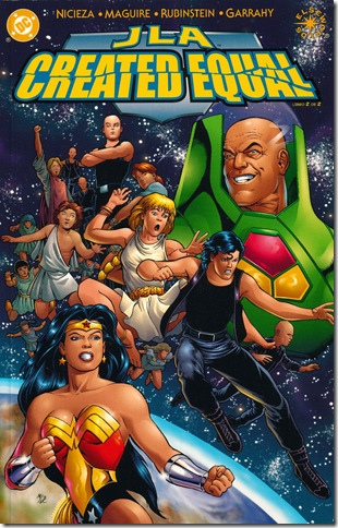 Elseworlds - JLA - Created Equal 02