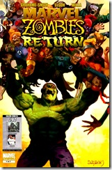 P00022 -  21 - Marvel Zombies Return #4