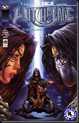 P00020 - Witchblade #18