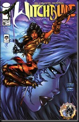 P00011 - Witchblade #9