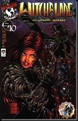 P00012 - Witchblade #10