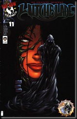P00013 - Witchblade #11