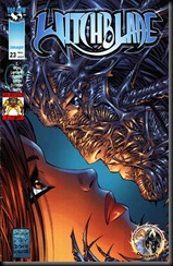 P00025 - Witchblade #23