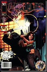 P00026 - Witchblade #24