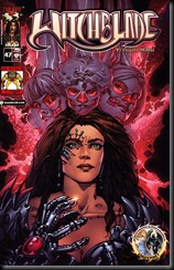 P00049 - Witchblade #47