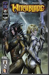 P00074 - Witchblade #124