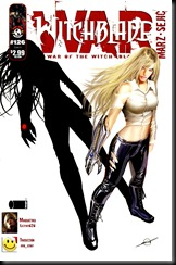 P00076 - Witchblade #126