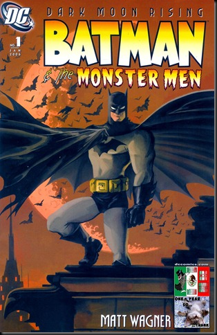 Batman and the Monster Men 1