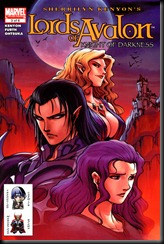 P00003 - Lords of Avalon - Knight of Darkness #3