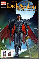 P00004 - Lords of Avalon - Knight of Darkness #4