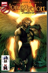 P00006 - Lords of Avalon - Knight of Darkness #6