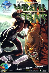 Wrath of the Titans #2  001