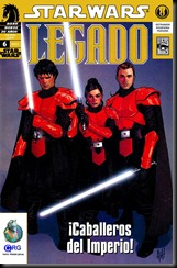 P00006 - Star Wars - Legado #5