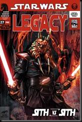 P00027 - Star Wars - Legado #8