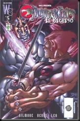 P00005 - Thundercats - El Regreso #5