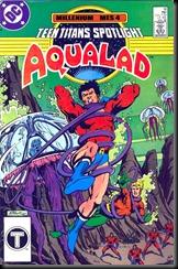 P00024 - 24 Teen Titans - Spotlight #18