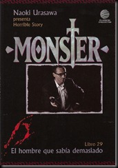 P00029 - Monster  - El hombre que sabia demasiado.howtoarsenio.blogspot.com #29