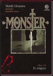 P00012 - Monster  - El enigma.howtoarsenio.blogspot.com #12