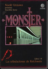 P00014 - Monster  - Las tribulaciones de Reichwein.howtoarsenio.blogspot.com #14