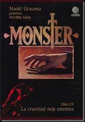 P00023 - Monster  - La crueldad mas extrema.howtoarsenio.blogspot.com #23
