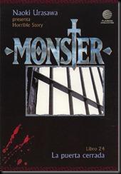 P00024 - Monster  - La puerta cerrada.howtoarsenio.blogspot.com #24