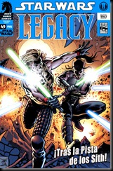 Star Wars - Legacy #49 001
