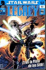 Star Wars - Legacy #49 001