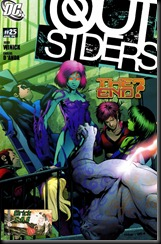 P00025 - 25 - Outsiders -  - The Insiders #25