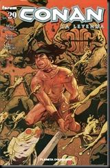 P00030 - Conan - La Leyenda #29