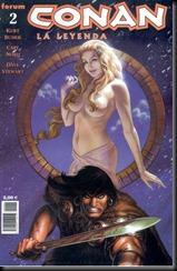 P00003 - Conan - La Leyenda #2