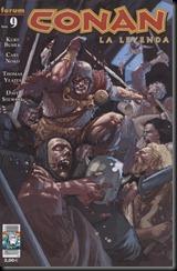 P00010 - Conan - La Leyenda #9