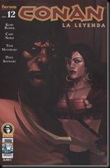 P00013 - Conan - La Leyenda #12