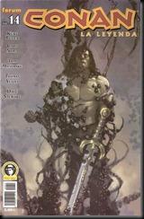 P00015 - Conan - La Leyenda #14