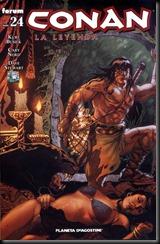 P00025 - Conan - La Leyenda #24
