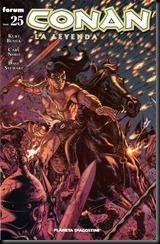 P00026 - Conan - La Leyenda #25