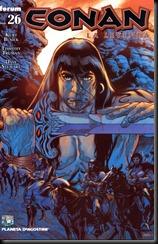 P00027 - Conan - La Leyenda #26