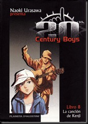 P00008 - 20th Century Boys - Tomo  - La cancion de Kenji.howtoarsenio.blogspot.com #8