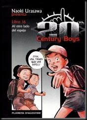 P00016 - 20th Century Boys - Tomo  - Al otro lado del espejo.howtoarsenio.blogspot.com #16