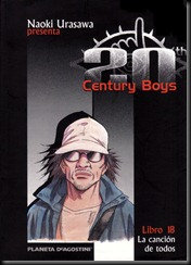 P00018 - 20th Century Boys - Tomo  - La cancion de todos.howtoarsenio.blogspot.com #18