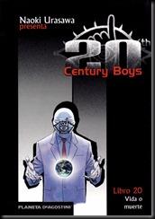 P00020 - 20th Century Boys - Tomo  - Vida o muerte.howtoarsenio.blogspot.com #20